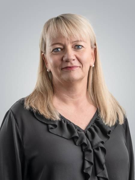 Kirsten A. Hamland - Kontorleder - Forus Næringspark